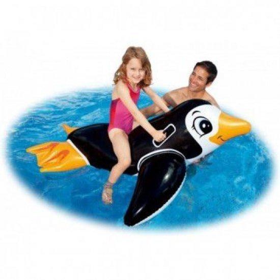 Надуваема детска играчка Intex Пингвин 151 x 66 см