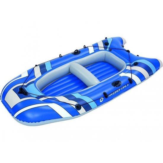 Надуваема двуместна лодка Hydro-Force Raft X2 255x110см 65060 Bestway