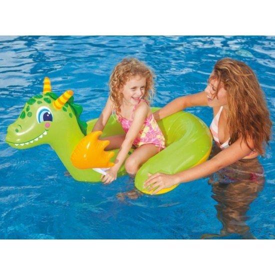 Надуваема играчка драконче 130x107см 56562NP Intex