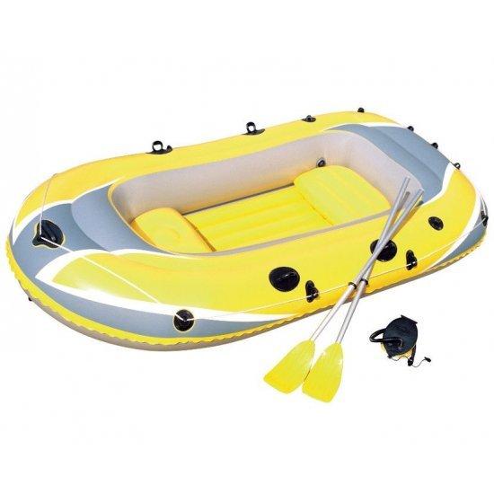 Надуваема лодка Hydro-Force 2+1 255x127см 61068 Bestway