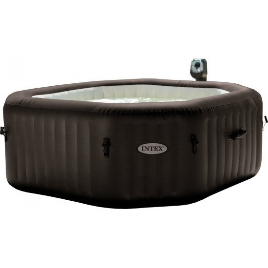 Надуваемо джакузи Intex СПА Комплект с водна струя 218 x 218 x 71 см