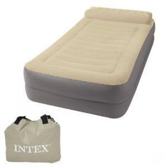 Надуваемо легло Intex с помпа