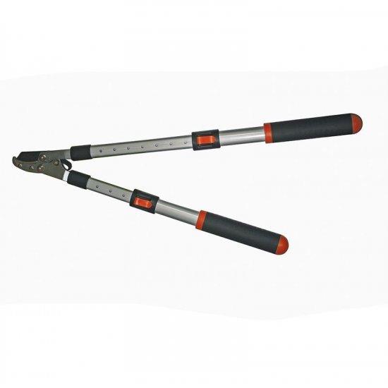 Ножица за клони с разтегателна алуминиева дръжка Тоp Garden 382910