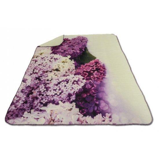 Одеяло DF пано печат 500ГР./М2, 150/200 - Люляк