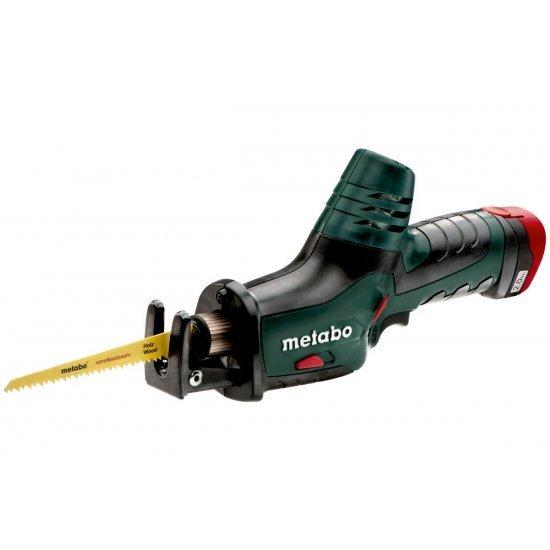 Саблен акумулаторен трион PowerMaxx ASE METABO 602264500