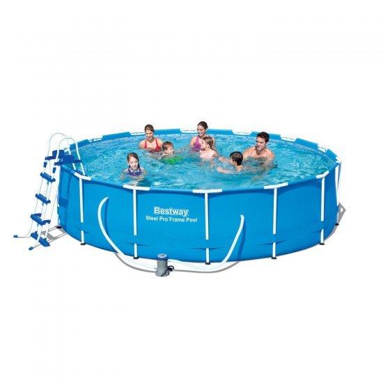 Сглобяем басейн 427x100см 56422 Bestway