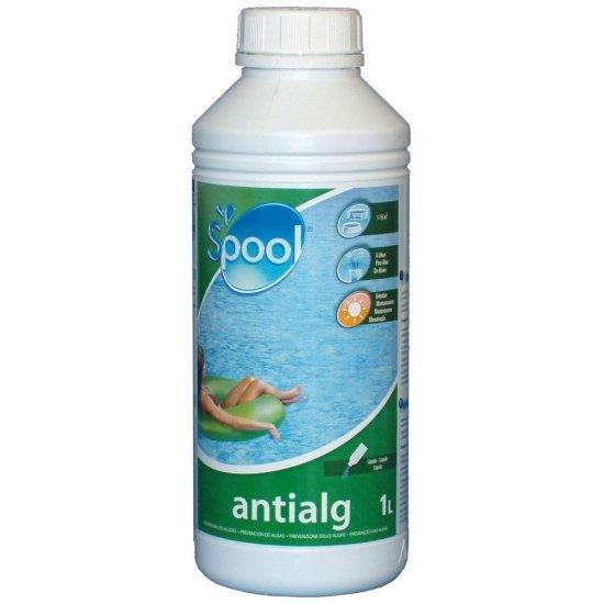 Течен препарат за басейн Анти-алги 1л Gre 05926