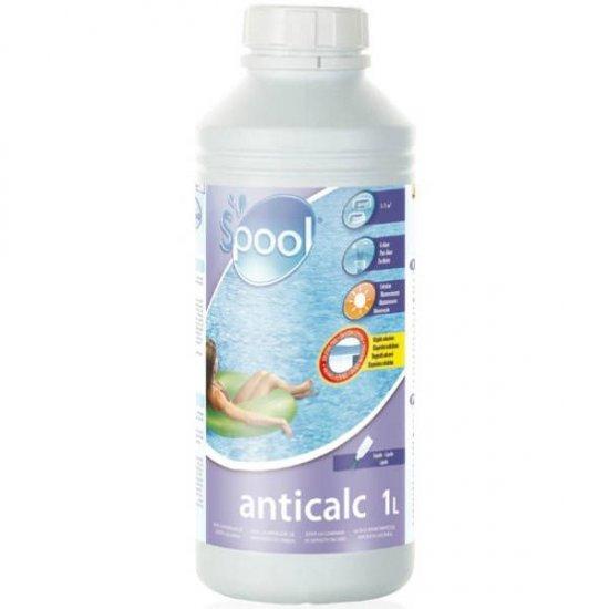 Течен препарат за басейн Анти калк 1л Gre 08488