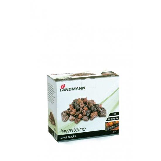 Вулканични камъни за газово барбекю 3кг 0273 Landmann